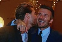 Los privilegios de David Beckham en la boda de Sergio Ramos: publica fotos dentro de la finca