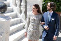 La boda de Carlota Casiraghi y Dimitri Rassam pone fin al glamour aristocrático en Mónaco