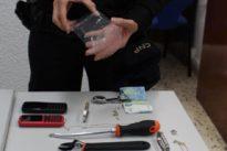 Dos agentes fuera de servicio sorprenden a dos chicas cuando intentaban robar en casa de un vecino en Valencia