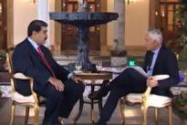La dura entrevista de Jorge Ramos que Maduro trató de censurar: «Usted no es el presidente legítimo»