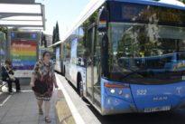 La EMT pone en marcha 20 autobuses como alternativa a las obras del túnel de Recoletos