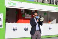 Los votos a Vox «entregan» al PSOE las alcaldías de León, Segovia y Valladolid
