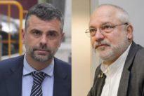 Los «exconsellers» Vila y Puig, otra vez ante el banquillo, ahora por prevaricación y desobediencia