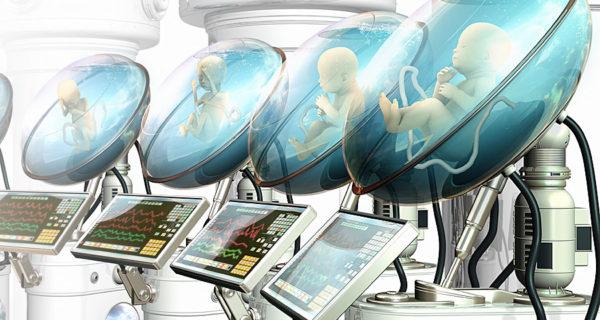 Se acerca la matriz: en Ucrania pueden legalizar la incubación de los niños a través de un útero artificial