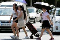 El tiempo en Valencia: semana de pleno verano sin lluvias ni ola de calor