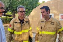 El incendio de Tarragona atiza las tensiones internas del gobierno Torra
