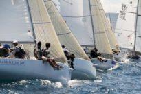 Comienza el Campeonato del Mundo de J80 en Getxo