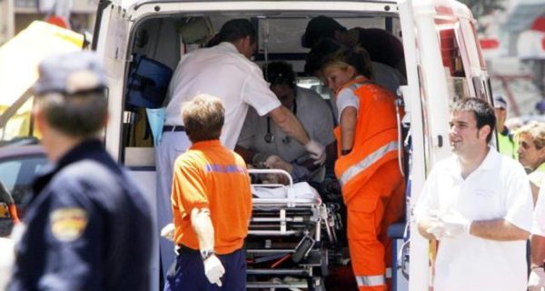 Un motorista muere en Pedralba tras perder el control de su vehículo
