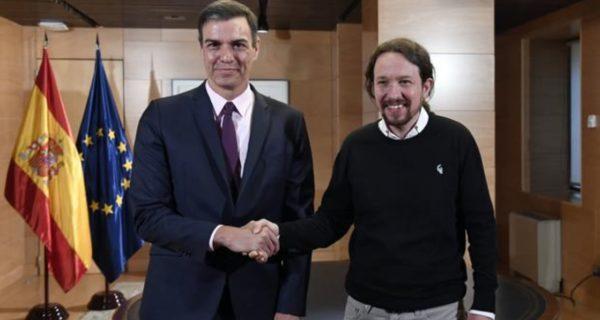 Sánchez dará hoy un «paso definitivo» para cerrar un Gobierno de cooperación con Podemos