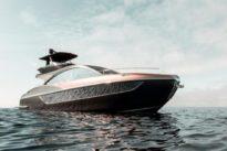 LY 650: el nuevo buque insignia de Lexus para conquistar los mares