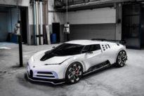 Centodeci: Bugatti celebra el 110 aniversario de su nacimiento con su propuesta más radical