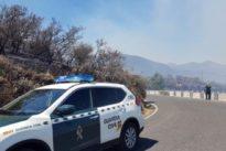 El acusado de incendio en Canarias, ante el juez