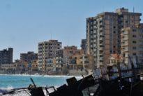 Una puerta a la esperanza en Varosha, la ciudad fantasma de Chipre