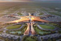 Así es el nuevo aeropuerto de Pekín, el más grande del mundo