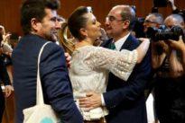 El socialista Lambán, investido presidente de Aragón tras repartir el Gobierno con Podemos, PAR y Chunta