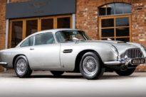 Subastado por 5,8 millones el auténtico Aston Martin de James Bond
