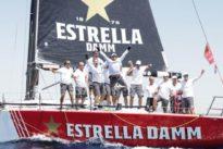 Tercera victoria para el «Estrella Damm»