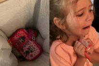 La lección viral de una madre ante la rabieta de su hija: «Cuando se te da algo, tienes que ser agradecida»