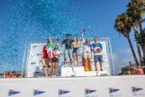 Plata para «Ascen» Roca y Alejandro Pareja en el Mundial de la clase Europe