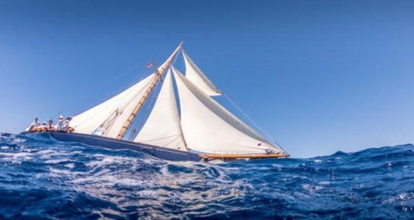 El «Marigan», vencedor absoluto de la Regata XXV Illes Balears Clàssics