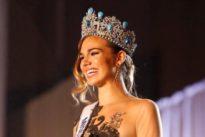 La cordobesa María del Mar Aguilera representará a España en el certamen de Miss Mundo 2019