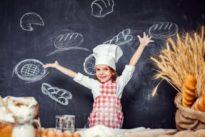 Los niños no consumen la cantidad de pan diario recomendable