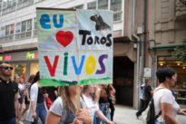Los antitaurinos plantean una consulta para medir si pueden promover una ILP contra las corridas en Galicia