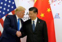 EE.UU. y China rebajan la tensión, pero mantienen la amenaza de más aranceles