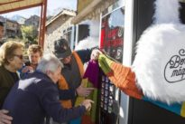 Alimentos más sanos en las máquinas de 'vending' ayudarían a prevenir la epidemia de obesidad