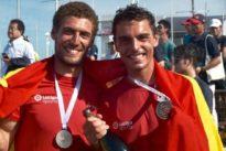 Jordi Xammar y Nicolás Rodríguez, Plata en el Campeonato del Mundo de 470