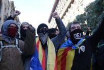 El independentismo, responsable del 90% de los casos de «violencia política» en Cataluña