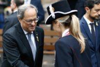 Quim Torra afirma que dimitirá si no logra la independencia de Cataluña