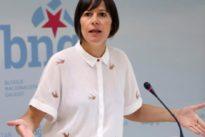 Ana Pontón anuncia que está embarazada de dieciocho semanas