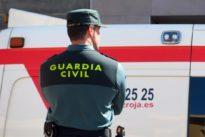 Dos hombres mueren al estrellarse con una avioneta en una zona de campos de Alicante