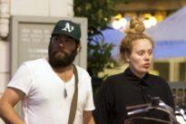 Adele presenta la demanda para divorciarse de Simon Konecki