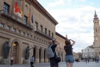 Agujero de 37 millones en el Ayuntamiento de Zaragoza tras ser condenado 23 veces por moroso