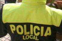 Detenido cuando circulaba en moto y borracho por una acera en Zaragoza