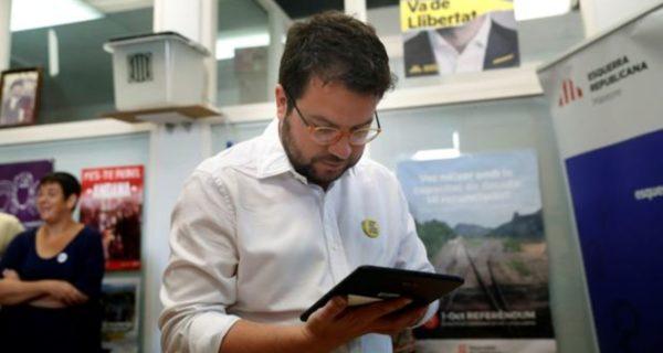 ERC refuerza a Pere Aragonès y ratifica a Oriol Junqueras y Marta Rovira