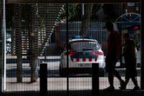 Tres heridos en un tiroteo con subfusiles en Gerona