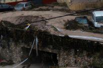 La «tormenta del siglo» deja ya tres muertos y ahoga el Levante
