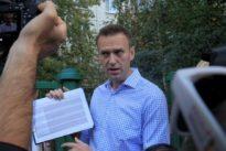 Registro masivo en las sedes la organización de Alexéi Navalni, principal opositor ruso