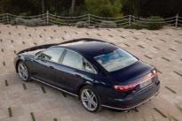 Audi S8: elegancia deportiva e impresionantes prestaciones