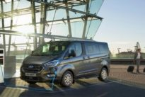 Transit y Tourneo Custom también se «enchufan», con 50 kilómetros de autonomía