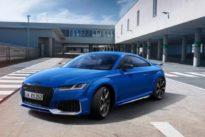 Paquete RS para el 25 aniversario de la línea más deportiva de Audi