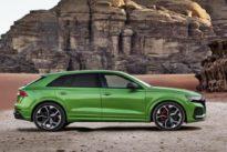 Nuevo Audi RS Q8: con un rendimiento de primer nivel para su uso diario sin restricciones