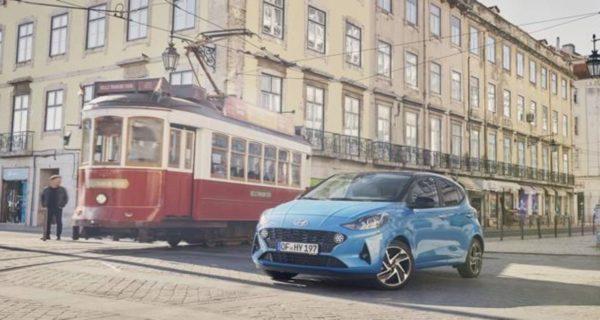 Hyundai renueva su oferta urbana con el nuevo i10