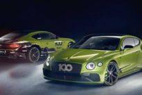 Bentley lanza una edición limitada a 15 unidades del Continental GT