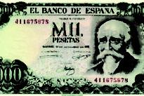 Todavía hay 268.000 millones de pesetas en paradero desconocido