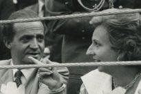 La Infanta Doña Pilar, en la memorable tarde de quites de Ortega Cano y Robles en Las Ventas