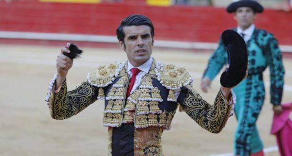 El insólito caso de Emilio de Justo en la Feria de Fallas